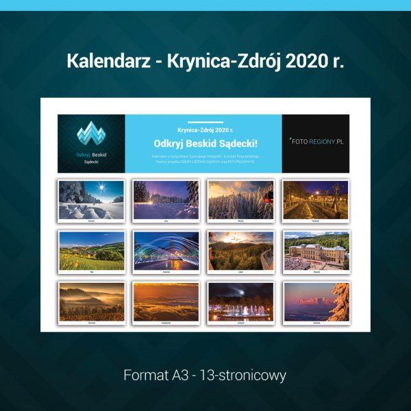 Kalendarz Krynica-Zdrój 2020 r.