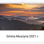 Fotokalendarz Gmina Muszyna 2021 r. A3 poziom