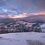 Fotoobraz – Na Ogrodach Zmysłów w Muszynie zimą #05688