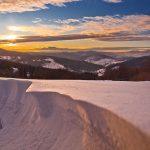 Fotoobraz – Bacówka nad Wierchomlą i okolice zimą #12935