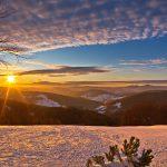 Fotoobraz – Bacówka nad Wierchomlą i okolice zimą #12948