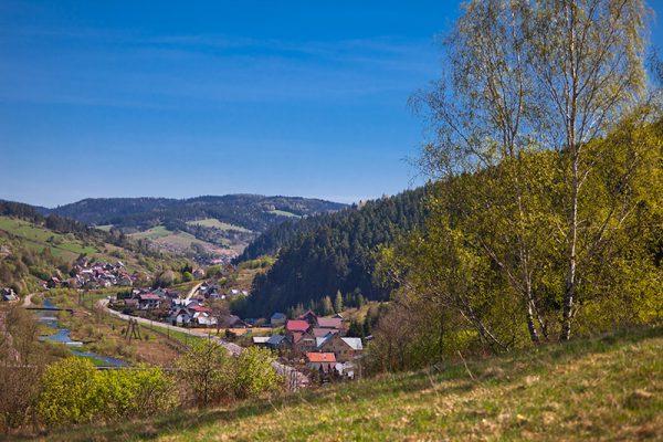 Fotoobrazy – Wiosenna Muszyna #04430